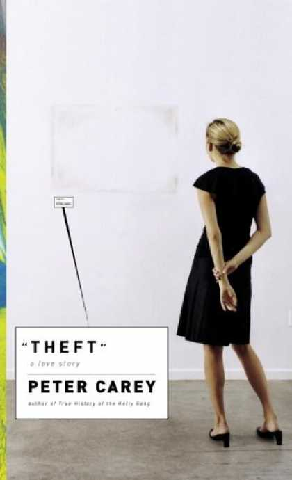 Greatest Book Covers - Theft : A Love Story