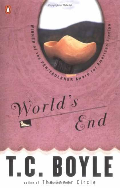Greatest Book Covers - World's End