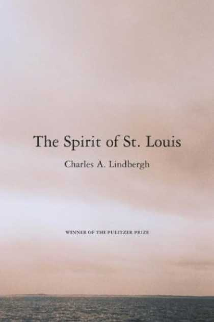 Greatest Book Covers - The Spirit of St. Louis