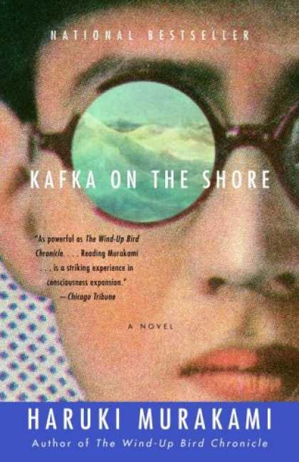 Greatest Book Covers - Kafka on the Shore