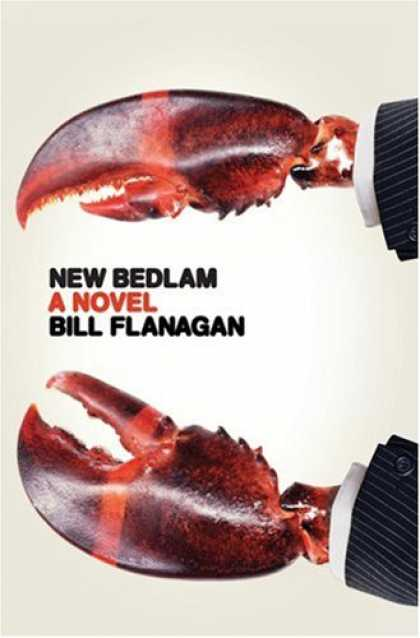 Greatest Book Covers - New Bedlam