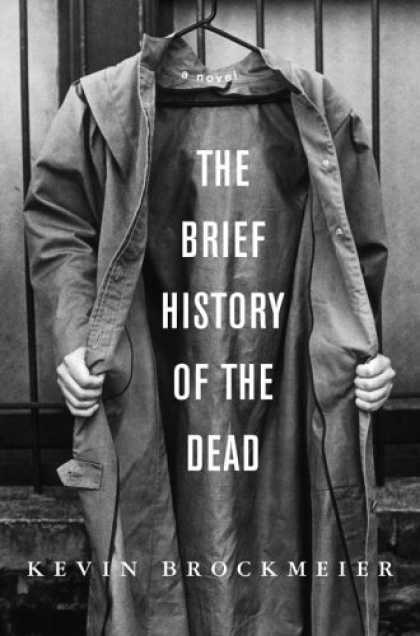 Greatest Book Covers - The Brief History of the Dead