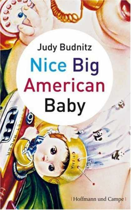 Greatest Book Covers - Nice Big American Baby
