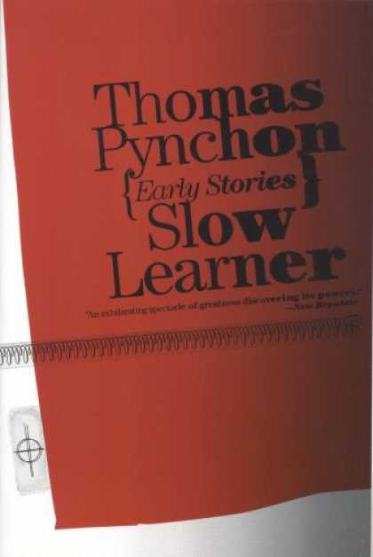 Greatest Book Covers - Slow Learner