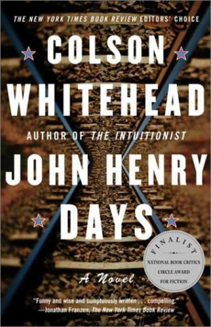 Greatest Book Covers - John Henry Days