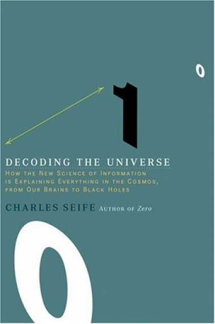 Greatest Book Covers - Decoding the Universe