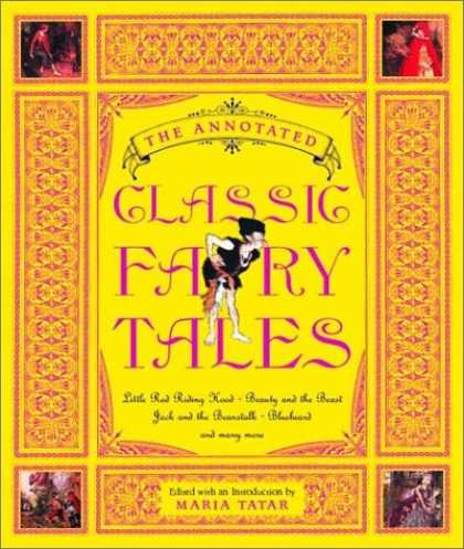 Greatest Book Covers - The Annotated Classic Fairy Tales