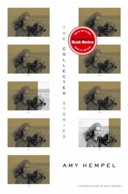 Greatest Book Covers - The Collected Stories of Amy Hempel