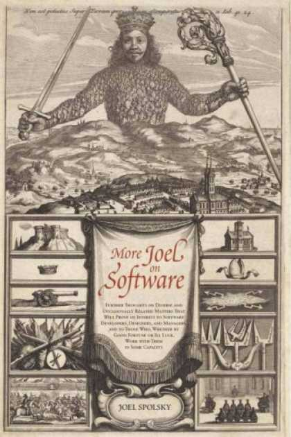 Greatest Book Covers - More Joel on Software