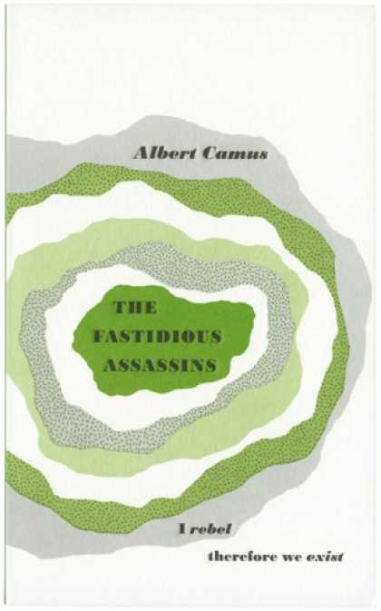 Greatest Book Covers - The Fastidious Assassins