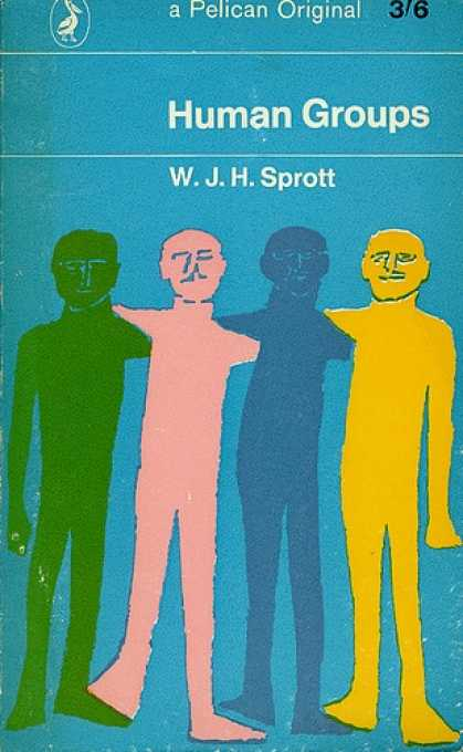 Greatest Book Covers - Human Groups