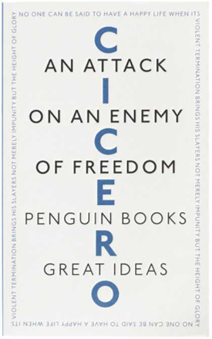 Greatest Book Covers - Attack on an Enemy of Freedom
