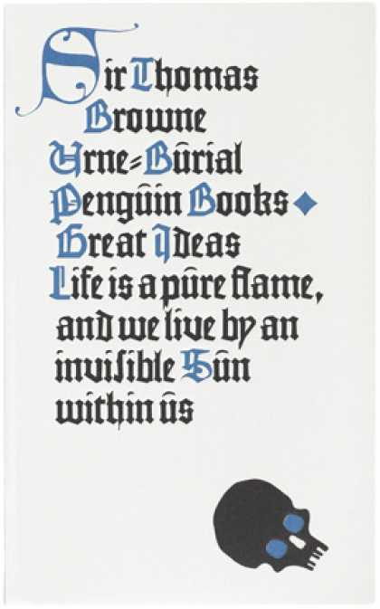 Greatest Book Covers - Urne-Burial