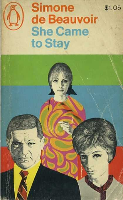 Greatest Book Covers - She Came to Stay