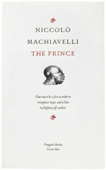 Greatest Book Covers - The Prince