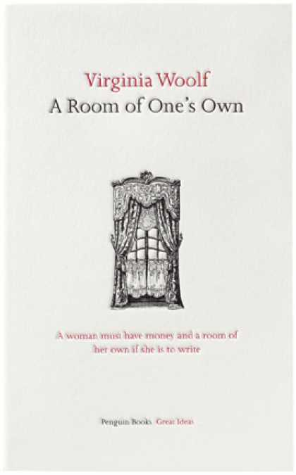 Greatest Book Covers - Room of One's Own