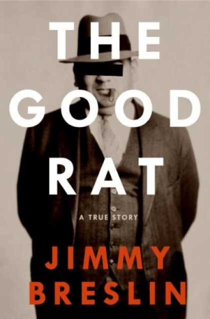 Greatest Book Covers - The Good Rat