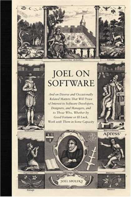 Greatest Book Covers - Joel on Software