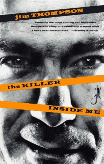 Greatest Book Covers - The Killer Inside Me