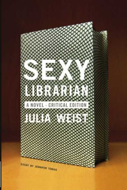 Greatest Book Covers - Sexy Librarian