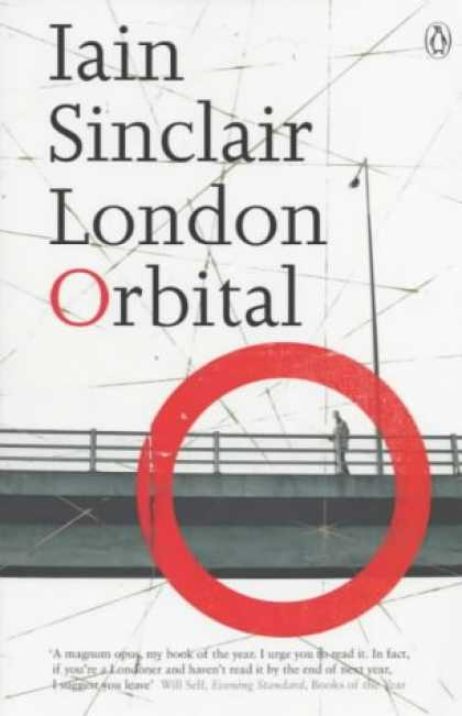 Greatest Book Covers - London Orbital