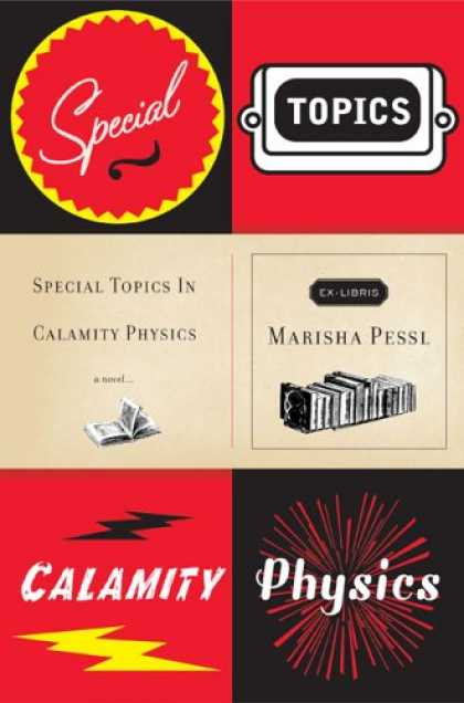 Greatest Book Covers - Special Topics in Calamity Physics