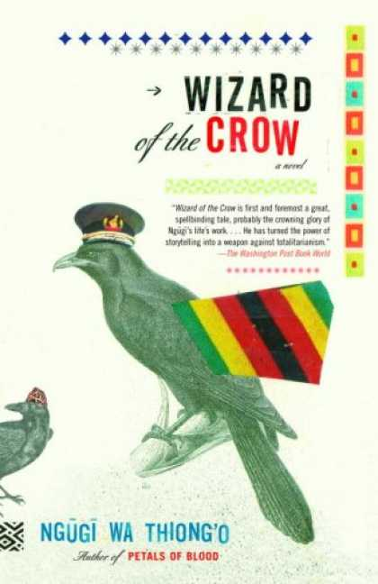 Greatest Book Covers - Wizard of the Crow