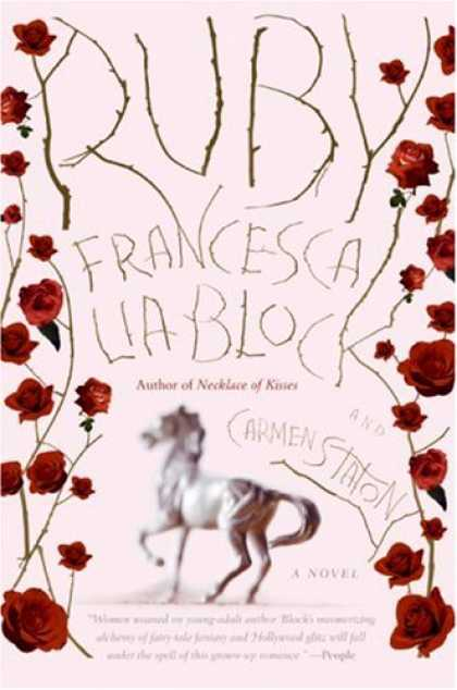 Greatest Book Covers - Ruby