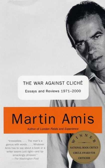 Greatest Book Covers - The War Against Cliche