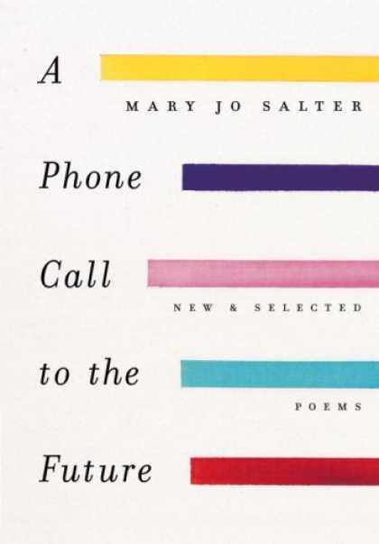 Greatest Book Covers - A Phone Call to the Future: New and Selected Poems