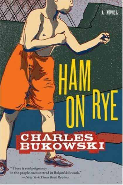 Greatest Book Covers - Ham on Rye