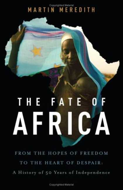 Greatest Book Covers - The Fate of Africa