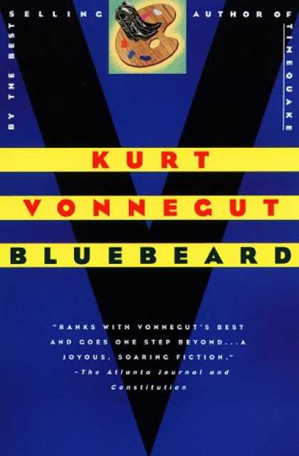 Greatest Book Covers - Bluebeard