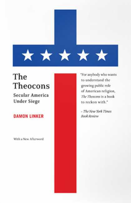 Greatest Book Covers - The Theocons