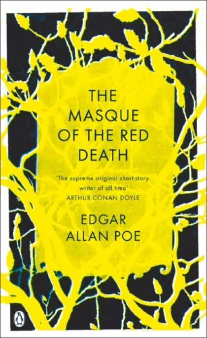 Greatest Book Covers - The Masque of the Red Death