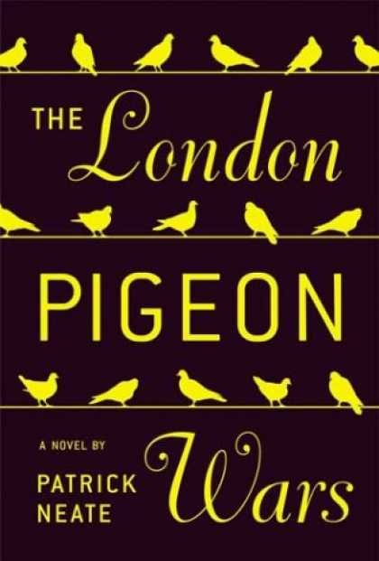 Greatest Book Covers - The London Pigeon Wars