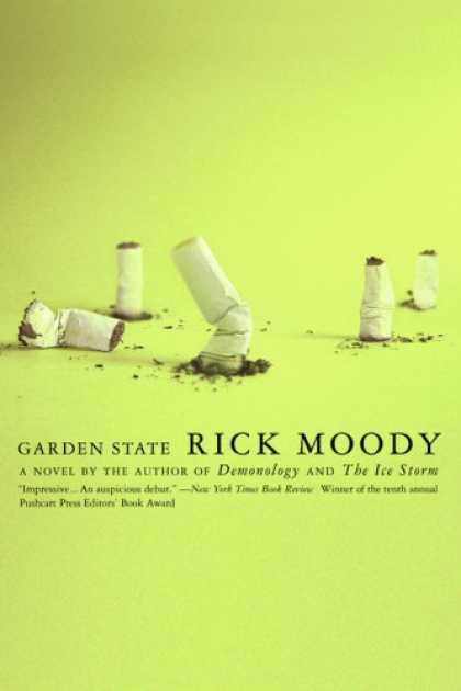 Greatest Book Covers - Garden State