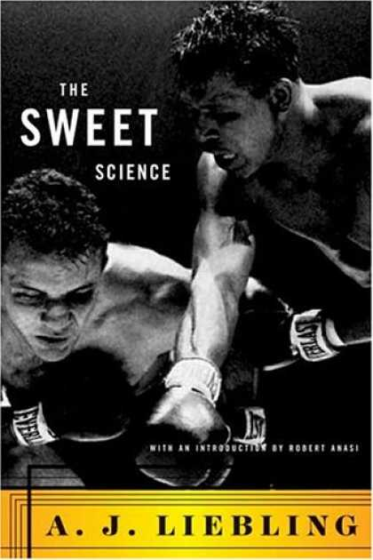 Greatest Book Covers - The Sweet Science