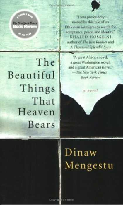 Greatest Book Covers - The Beautiful Things That Heaven Bears