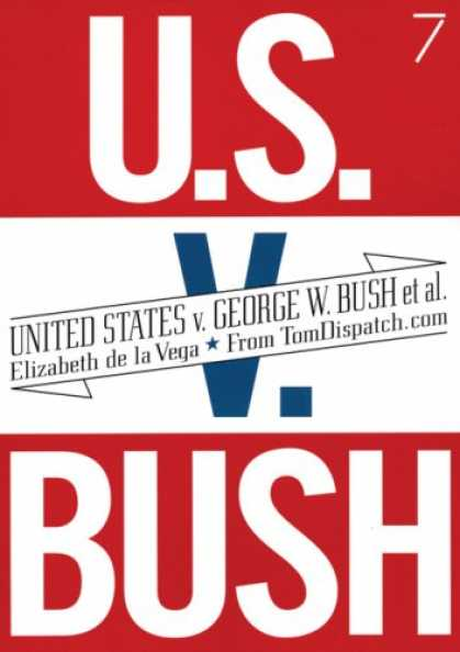 Greatest Book Covers - United States V. George W. Bush