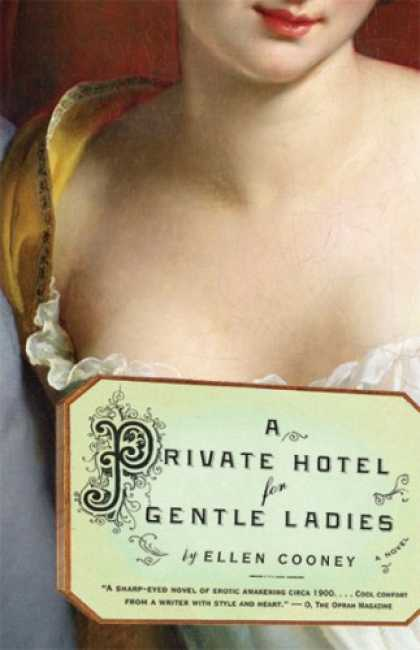 Greatest Book Covers - A Private Hotel for Gentle Ladies