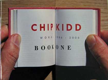 Greatest Book Covers - Chip Kidd: Book One