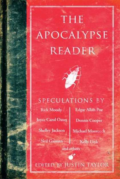 Greatest Book Covers - The Apocalypse Reader