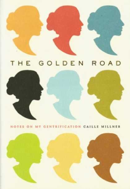 Greatest Book Covers - The Golden Road