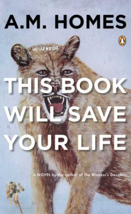 Greatest Book Covers - This Book Will Save Your Life