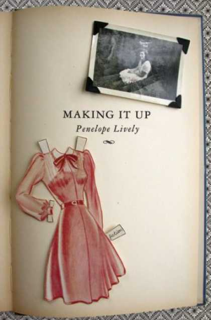 Greatest Book Covers - Making It Up
