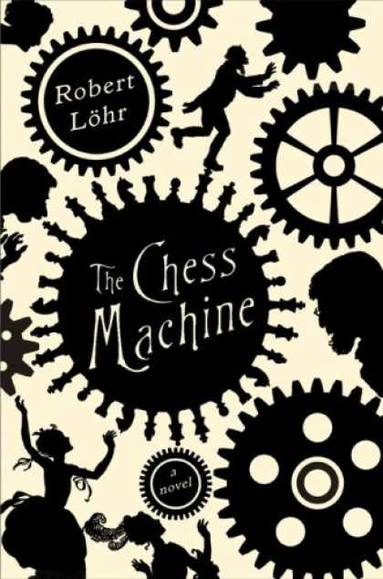 Greatest Book Covers - The Chess Machine