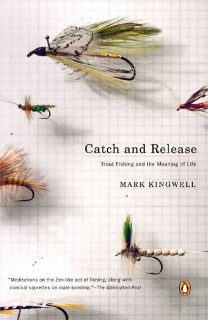 Greatest Book Covers - Catch and Release