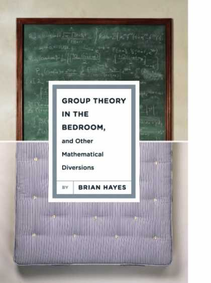 Greatest Book Covers - Group Theory in the Bedroom