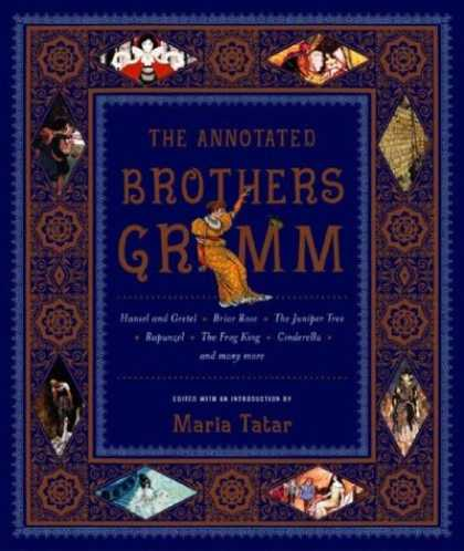 Greatest Book Covers - The Annotated Brothers Grimm